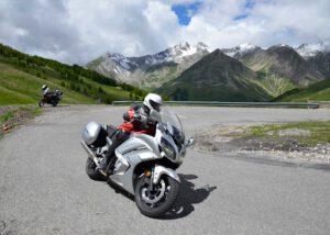 Motorrad Provence
