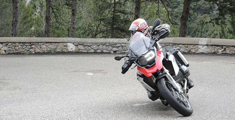 schweden Motorrad